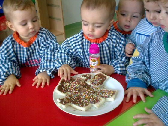 Taller de cocina muy navide o escuelas infantiles cuqui os - Talleres de cocina infantil ...