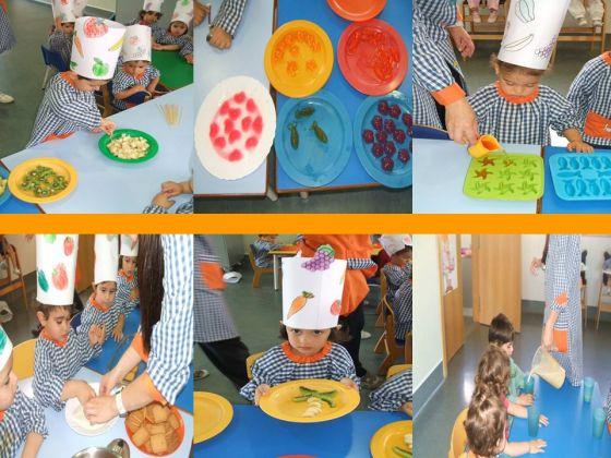 Taller De Cocina Infantil | Ins Taller De Cocina En La Eim Celanova Ins Escuelas