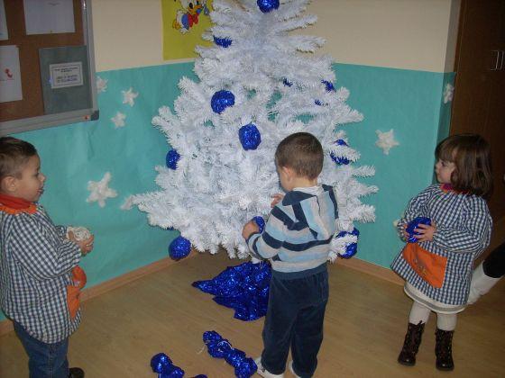 Decoracion navidad infantil gallery of decoracion de - Decoracion navidad infantil ...